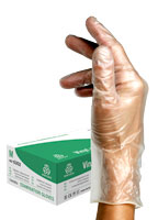 Powder-free Vinyl Glove | 100 pcs | M