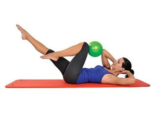 Pilates Soft Over Ball
