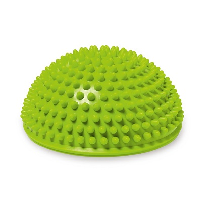 Balance hedgehog | 6 st. | lime, purple, yellow